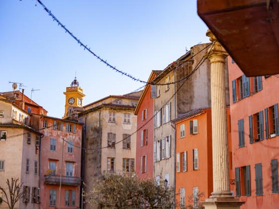 Grasse Altstadt